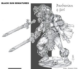Kit Review - Barbarian and the Lost Princess (Black Sun