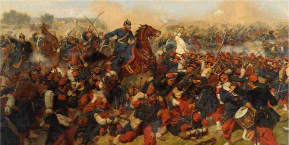 Image result for franco prussian war