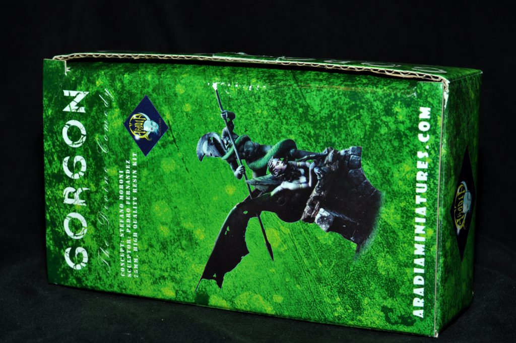 Gorgon An in-depth review (Aradia Miniatures) - Figure Mentors