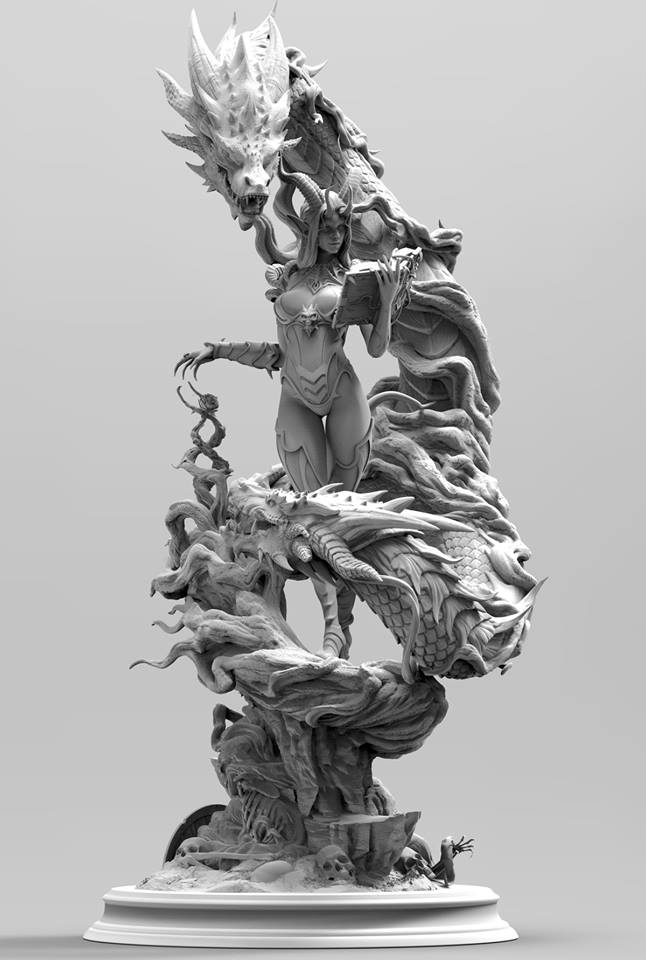 untitled sculpt by Jason Liu Unmissable Art Issue 3