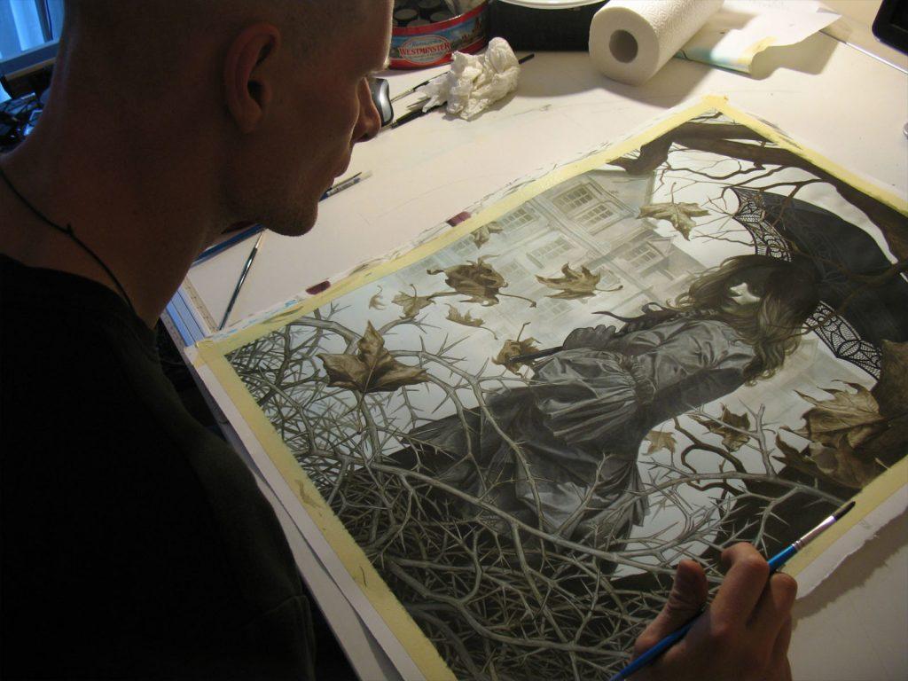 Unmissable art issue 5 - Riccardo Federici
