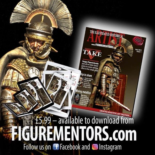 The Illustrated Historical Artist from figure mentors.com