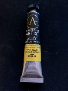 SCALECOLOR ARTIST Acrylic Paints