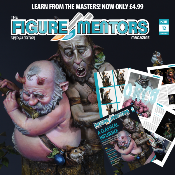 The Figurementors Magazine: Fantasy Edition Issue 12 Promo