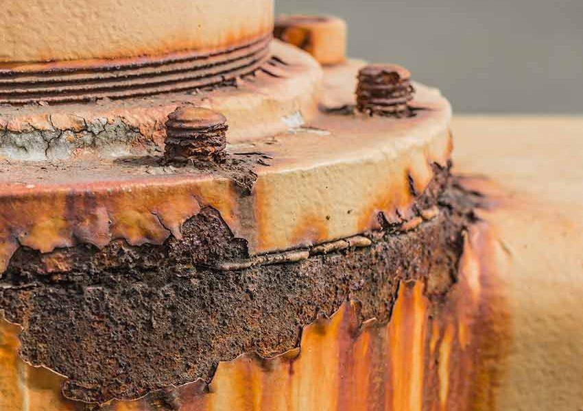 Creating Corrosive Textures