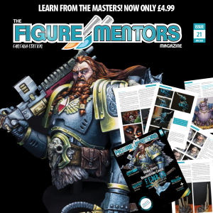 The Figurementors Magazine Celebrates VE Day with 20% OFF