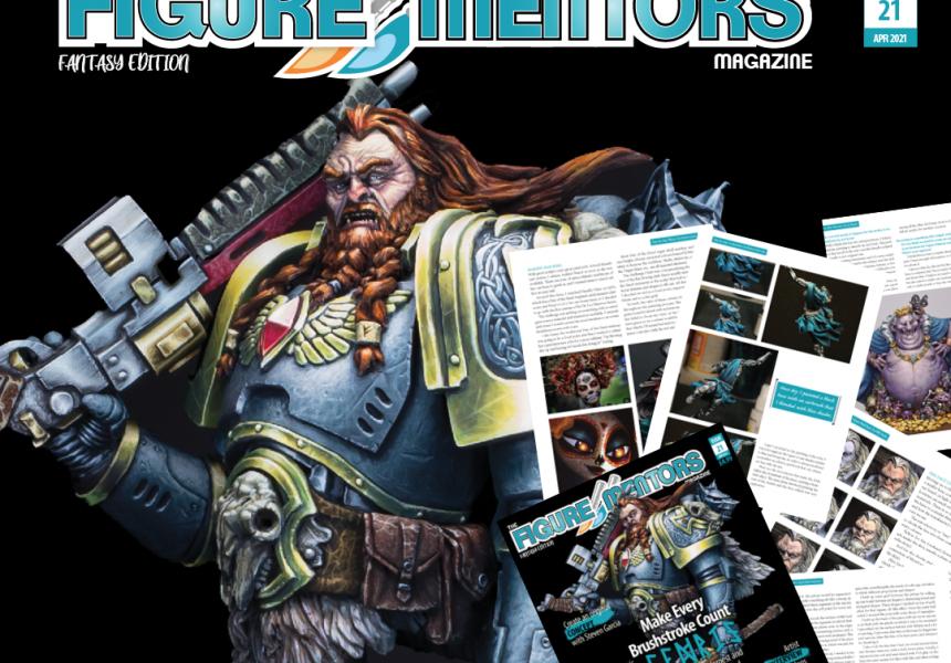 The Figurementors Magazine Celebrates VE Day with 20% OFF