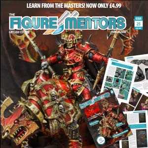 The Figurementors Magazine - Fantasy Edition 25