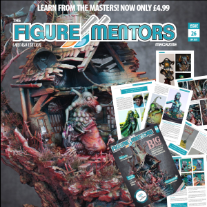 The Figurementors Magazine – Fantasy Edition Issue 26
